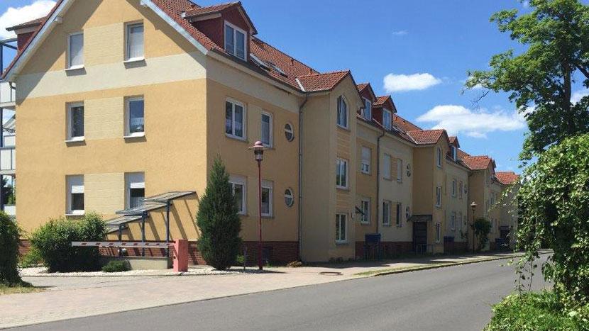 3 Raum Wohnung, Biegenbrücker Straße