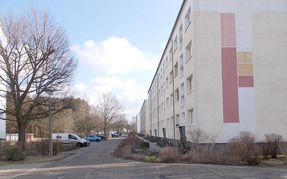 Kaisermühler Weg 15b 3-Raumwohnung, 3.OG