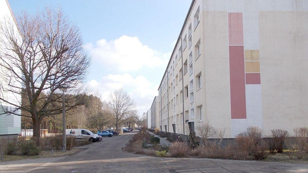 Kaisermühler Weg 15b 3-Raumwohnung, 2.OG